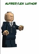 TKOG Movie Comic Alfred-Lex Luthor