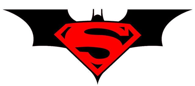 File:Batman Superman Logo by KyleXY93.jpg