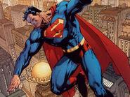 Superman Featured Justice League Member