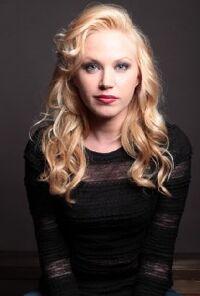 Adrienne Frantz infobox
