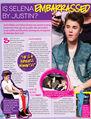 Tiger Beat September 2012 Selena Gomez