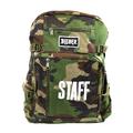 Camo Utilitarian Backpack