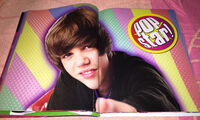 Popstar November 2010 poster