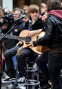 Justin Bieber Performs on Today, 12 October 2009