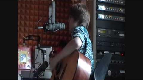 Justin Bieber talks to JDub on HOT 101