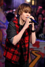 Justin performing on Live@Much