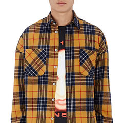 Brushed Flannel Shirt ($700)