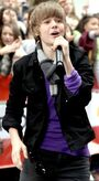 Justin on The Today Show 2009