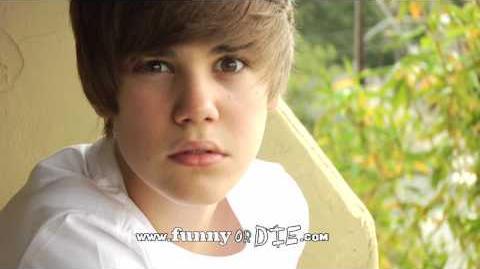 Dramatic Bieber
