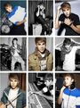 Seventeen May 2012 photoshoot collage