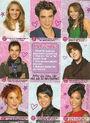 M magazine January February 2010 cards