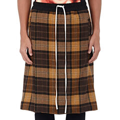 Plaid Brushed Twill Kilt ($840)
