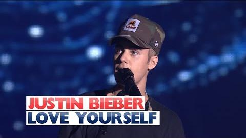 Justin Bieber - 'Sorry' (Live At The Jingle Bell Ball 2015)