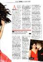 Look UK magazine Selena interview 2011