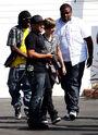Alfredo, Justin and Sean in LA 2010