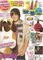 M Magazine March 2010 prizes