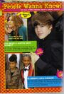 Popstar September 2010 Miley Cyrus duet