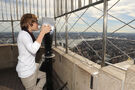 Justin Lights Empire State Building
