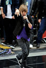 Justin Bieber Performs on Today, October 2009