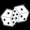 Purpose Singles sticker dice