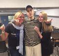 Make-A-Wish fan in Belgium meets Justin Bieber