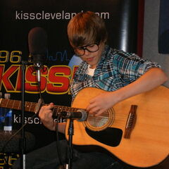 Another shot of Justin.
