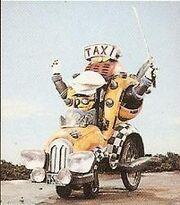 Crabby Cabbie