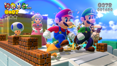 640px-Mega Mario and Co Screenshot - Super Mario 3D World