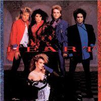 Heart album cover
