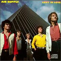 Lost in love album cover