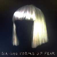 Sia - 1000 Forms of Fear (Official Album Cover)