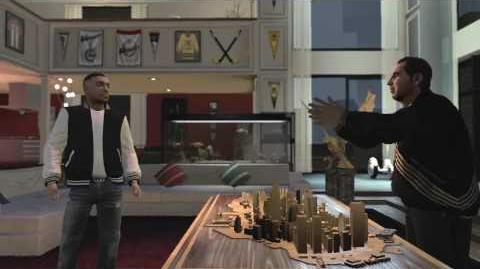 GTA The Ballad of Gay Tony Trailer - Meet Yusuf Amir