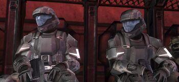 2 ShockTroopers in Space Fatigue