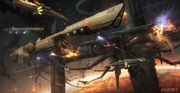 Killzone 2 Extrasolar War by skybo