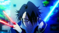 Fushimi's Weapons