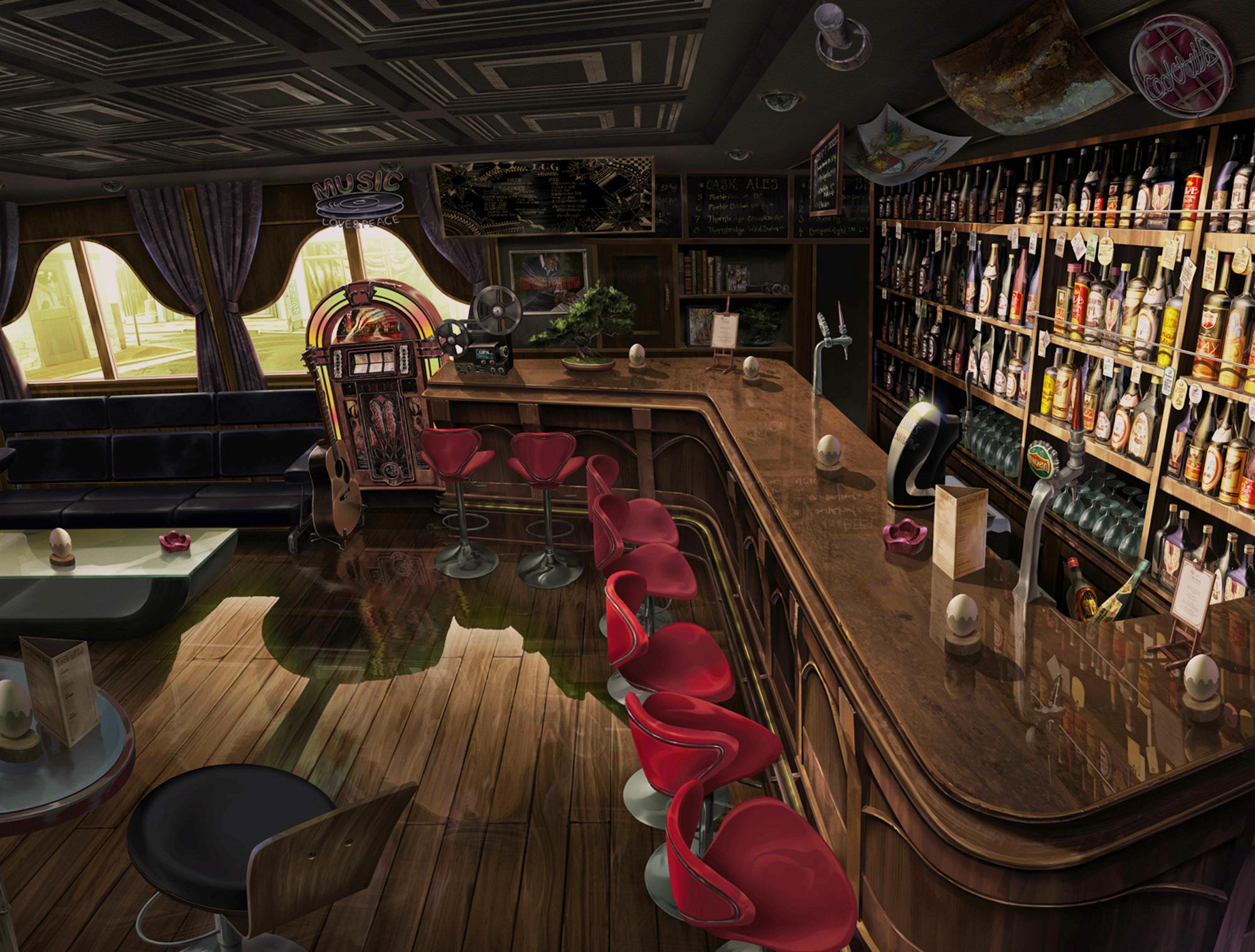 Image - Homra Bar Interior.png | K Project Wiki | FANDOM ...