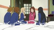 Sawako beefing