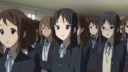 Mio, Himeko and Fūko