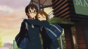 Nodoka and yui