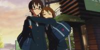 Nodoka Manabe's Relationships