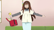 Sawako breaks down