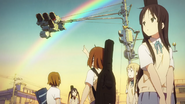 K-ON!! OP 1 - LMC at a rainbow