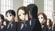 Keiko understood Mio's message