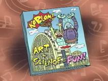 Art Science = Fun