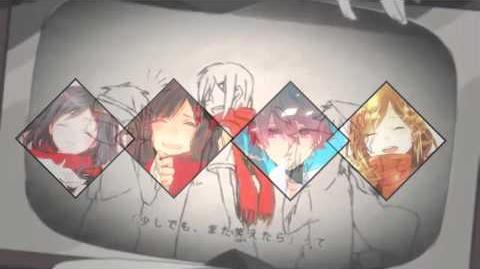 『合唱』 アヤノの幸福理論 Ayano's Theory of Happiness 【4人】