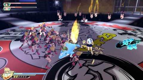 PS4 60FPS『閃乱カグラ ESTIVAL VERSUS -少女達の選択-』Kafuru gameplay(All Ninpos)