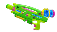 Water Gun Assault Rifle V2