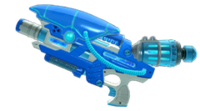 Water Gun Assault Rifle V3