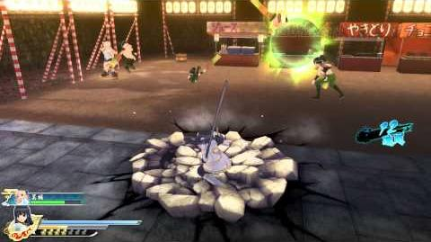 PS4 60FPS『閃乱カグラ ESTIVAL VERSUS -少女達の選択-』Ikaruga gameplay(All Ninpos)