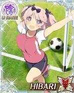 Hibari coner kick by fu reiji-dbdsyri